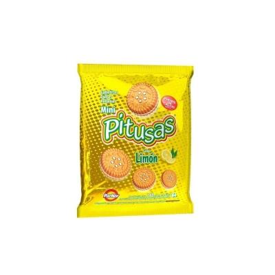 Pitusas Mini Limon...x160g