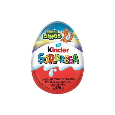 Huevo Kinder Dino.........x1u