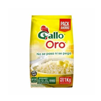 Arroz Gallo Oro..........x1k