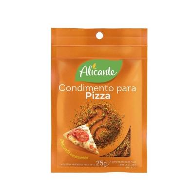 Alicante Cond.p/pizza X25g