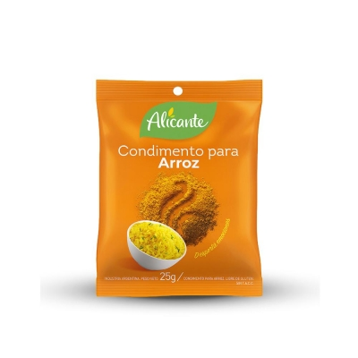 Alicante Cond.p/arroz X25g