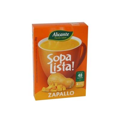 Sopa  Alicante Lista Zap.4ux14g