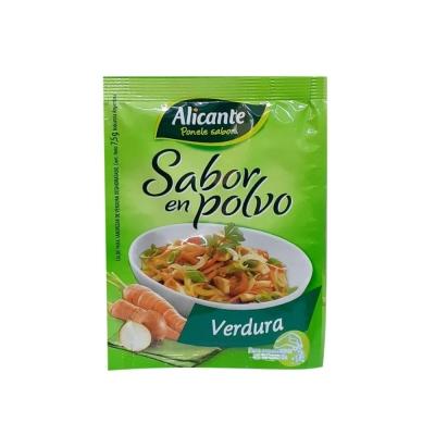 Saborizador Alicante Verd.x7.5g