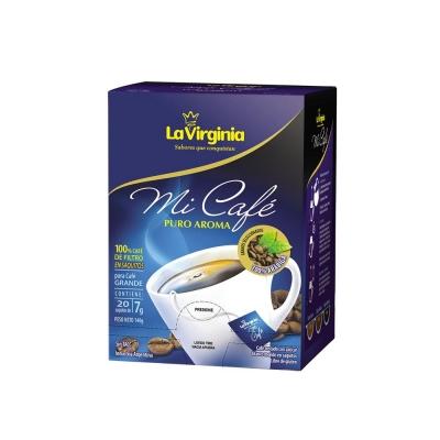 Cafe L.virginia Saquito Mi Cafe.x20ux7g