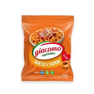 Giacomo Queso Y Jamonx500g