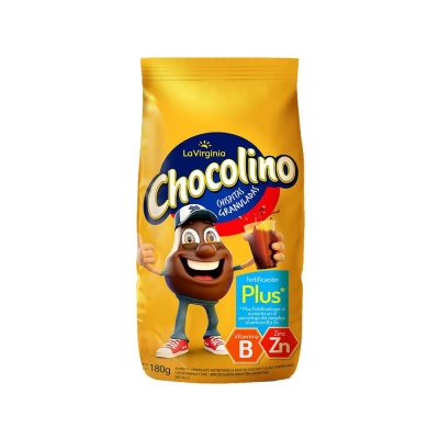 Cacao Chocolino Plusx180g
