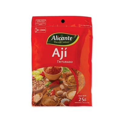 Alicante Aji Triturado  X25g