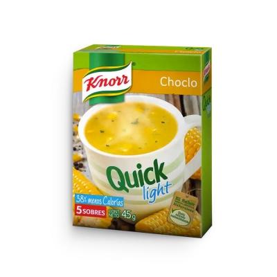 Sopa Quick Choclo Light.x5u
