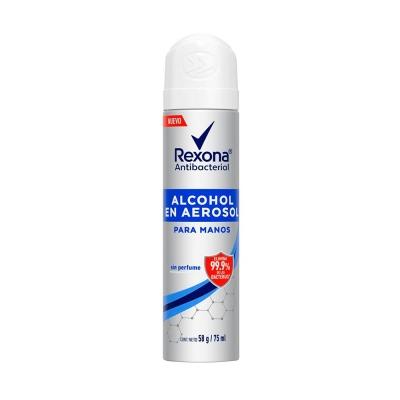 Alcohol Aerosolrexonax75m