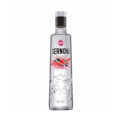 Vodka Sernova Wild Berries X700m