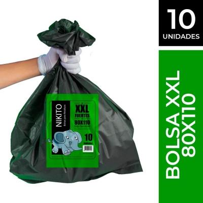 Bolsa Consorcio Nikito 80x110x10u