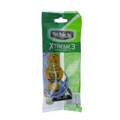 Schick Xtreme3 X 1 U
