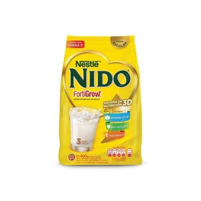 Nido Leche Polvo Pack X400g