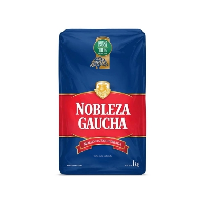 Yerba Nobleza Gaucha X1k