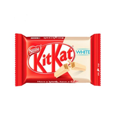 Kit Kat Oblea Blancax41.5g