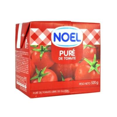 Pure Tomate Noel Tetra....x520g