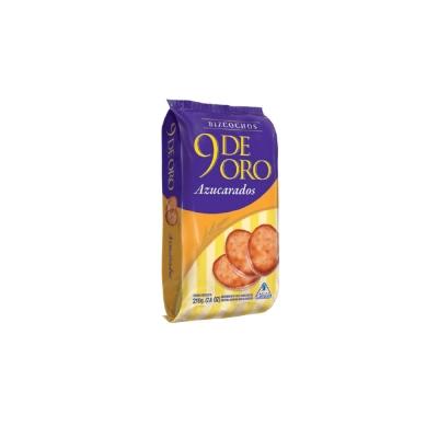 9 De Oro Azucarado.......x210g