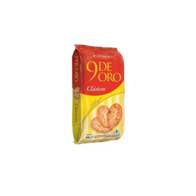 9 De Oro Grasa...........x200g